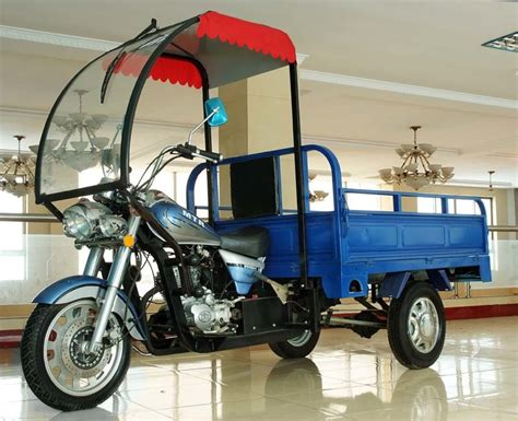 China Tricycle, Three Motorcycle (jd150zh-14 With Roof