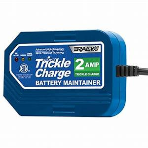 Rally Marine Grade 2 Amp Automatic Trickle Charger For All