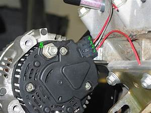 How To Make The Ls1 Alternator 1 Wire  - Page 2