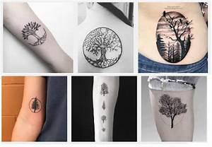 Baum Tattoo Bedeutung : baum tattoo bedeutung ~ Frokenaadalensverden.com Haus und Dekorationen