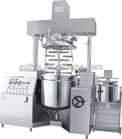 emulsifierbody cream making machinecosmetic emulsifier