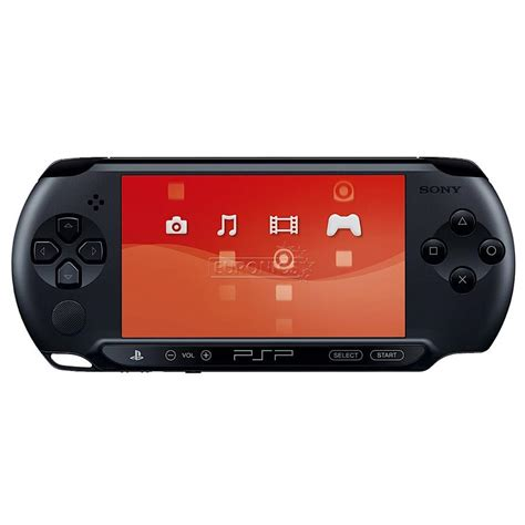 Playstation Portable Console by Console Playstation Portable E1000 Sony Psp E1004cb