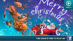 Merry Christmas - Facebook Games - Gameplay - YouTube  Merry