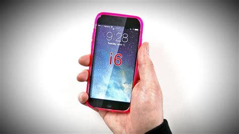 caracteristique iphone 5 iphone 6 leak on vs iphone 5s nexus 5 note 3