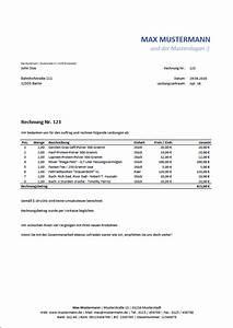 13b Ustg Rechnung : excel vorlage automatisierte angebots und rechnungserstellung inkl produkt und ~ Themetempest.com Abrechnung