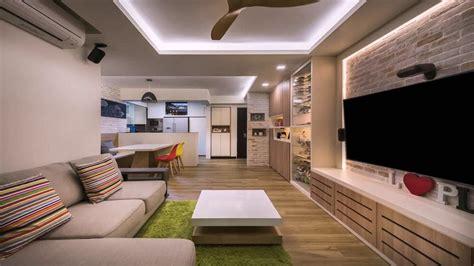 Hdb Home Design Ideas by Hdb 3 Room Flat Interior Design Ideas