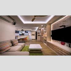 Hdb 3 Room Flat Interior Design Ideas  Youtube