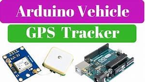 Arduino Gps Tracker