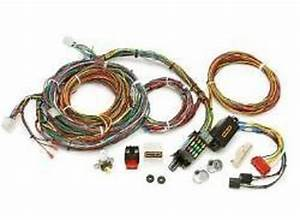 Painless Wiring 14 Circuit Harness Kit Ford Mustang 1967-68 Non Efi Pw20121