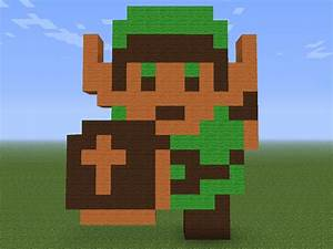Link [Minecraft] by conxdemixta on DeviantArt