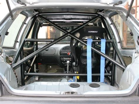 Omp Full Form by Citroen Saxo 6 Point Bolt In Roll Cage Safety Devices