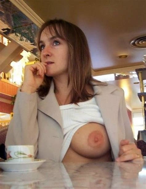 Best Public Tit Flashing Milfs Images On Pinterest