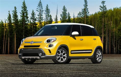 Review Fiat 500l by 2014 Fiat 500l Trekking Review Top Speed