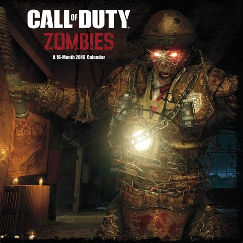 call duty zombies calendars ukposterseuroposters