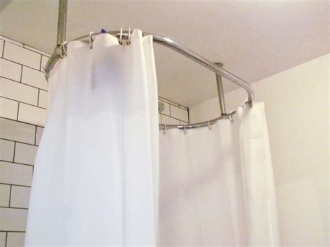 Shower Curtains : Shower Curtain Rails Ceiling