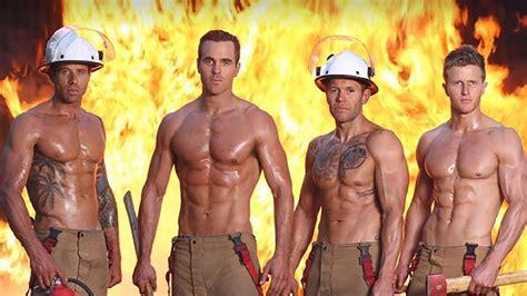 anno bollente  calendari dei vigili del fuoco