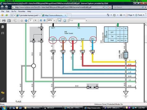 2010 tundra backup wiring diagram wiring diagram