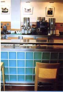bar de cuisine but saverbat exemple de réalisation bar en briques de verre