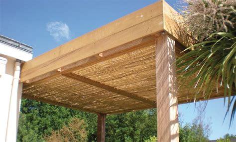 construire une pergola couverte atlub
