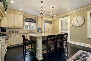 84 custom luxury kitchen island ideas designs pictures - Granite Topped Kitchen Island