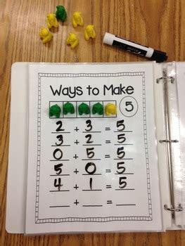 ways   numbers   activities  katie miller tpt