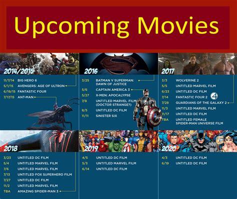 Hollywood Upcoming Movies 2019 2019 2017 2018 2019