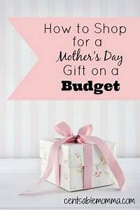 How to Shop for a Mother's Day Gift on a Budget ...