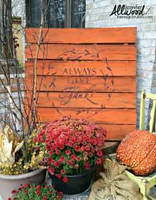 Pumpkin Home Decor Picture