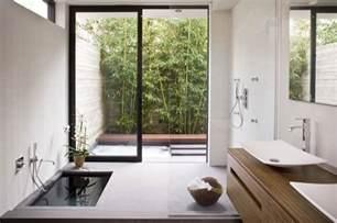 zen bathroom ideas zen bathroom sunken bath tub interior design ideas