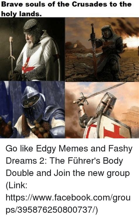 brave souls   crusades   holy lands   edgy