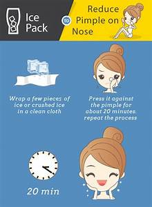 How To Get Rid Of Pimples On Nose  6 Ways To Remove