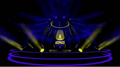 Management Event Stage Aspace Lighting