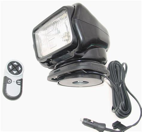 remote control flood lights larson electronics magnalight announces new spotlights and