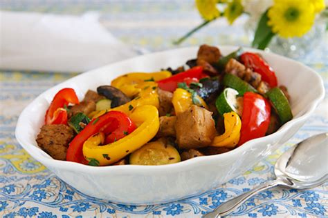 5 Easy And Festive Vegan Main Dishes For Easter Dinner