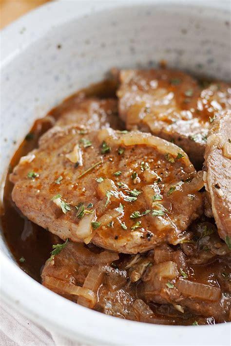Drain on paper towels and serve. Boneless Center Cut Pork Loin Chops Recipe : 15 Boneless ...