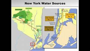 New York City Water Supply Animated Map For Litigation