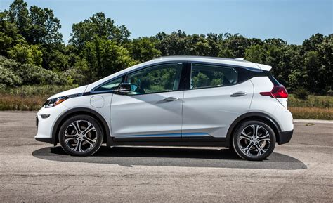 Ev Cars by Chevrolet Bolt Ev Pushevs