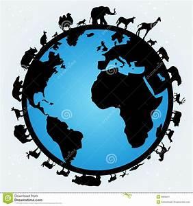 Www Wg Welt De : welt der tiere vektor abbildung illustration von planet 9999431 ~ Frokenaadalensverden.com Haus und Dekorationen