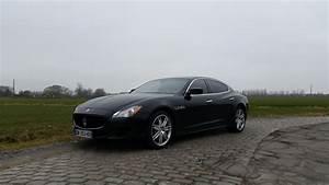 Prix D Une Maserati : maserati quattroporte un essai s duisant d 39 une berline de luxe ~ Medecine-chirurgie-esthetiques.com Avis de Voitures