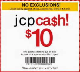 jcpenney coupon in store 2017 2018 best cars reviews