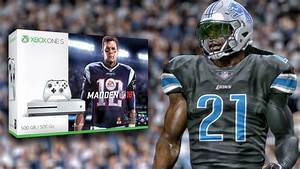 MADDEN 18 XBOX ONE S BUNDLE GIVEAWAY Madden 17 Career