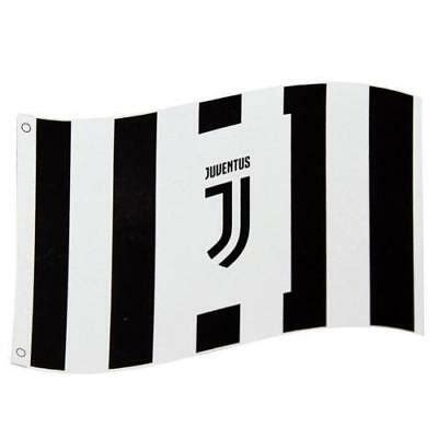 FC Juventus Stripe Flag - SALE 5051586021540 | eBay