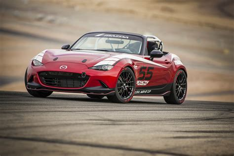 good news for mazda miata racers carscoops