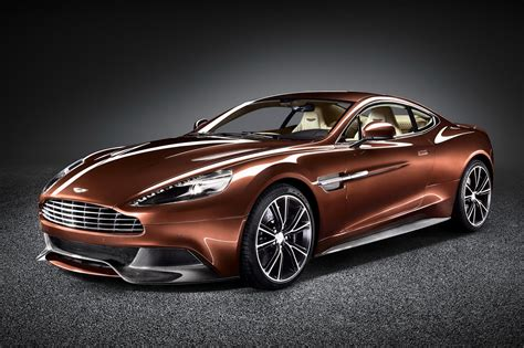 aston martin vanquish the superslice