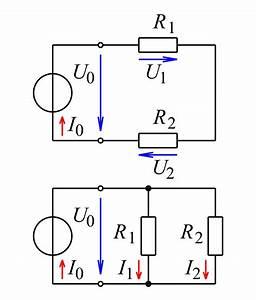Elektrisches Potential Berechnen : reihenschaltung wikipedia ~ Themetempest.com Abrechnung