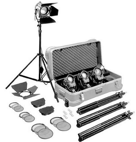 arri light kit kino flo rental arri fresnel 5 light kit kino flo rental
