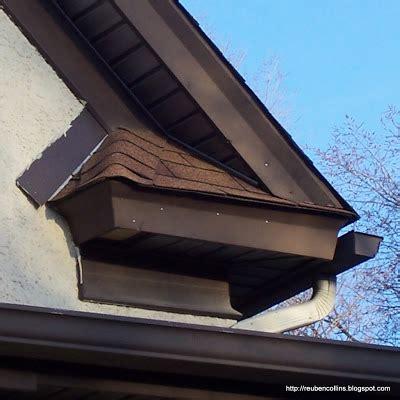 Roof Cornice - cornice and eave returns from my neighborhood reubenscube