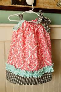 Cute Pillow Case Dress