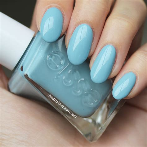 essie no light gel essie first view swatches review swatch and learn