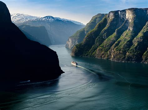 Aurlandsfjord, Norway  National Geographic Travel Daily